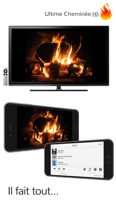 download Ultime Cheminée HD pour Apple TV apps 2