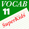 SuperKids - 11th Grade Vocabulary artwork