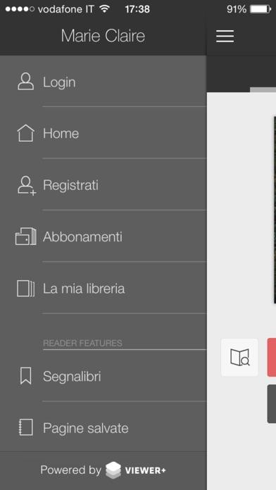 Marie Claire Italia Скриншоты5