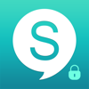 SHAPE GmbH - Sicher: Private Secure Messenger with Group Chat アートワーク
