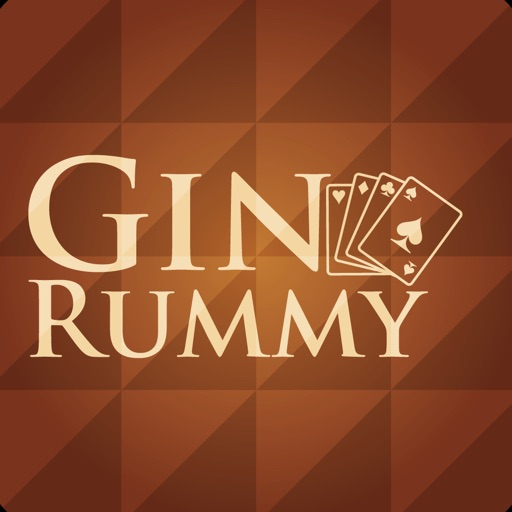 Gin Rummy Classic iOS App