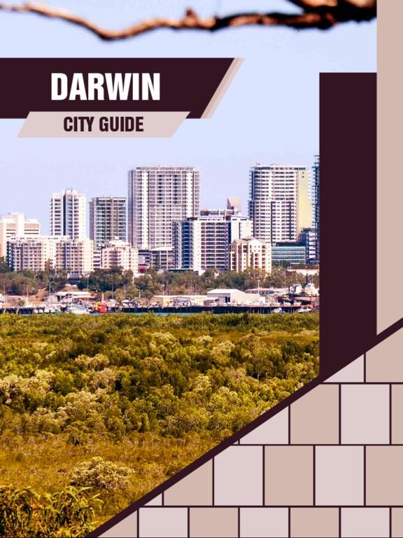 Darwin travel guide: australia's tropical city.