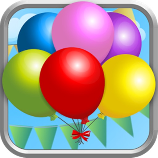 Balloon pop party balloon popping game by vicky chan for Free balloon games