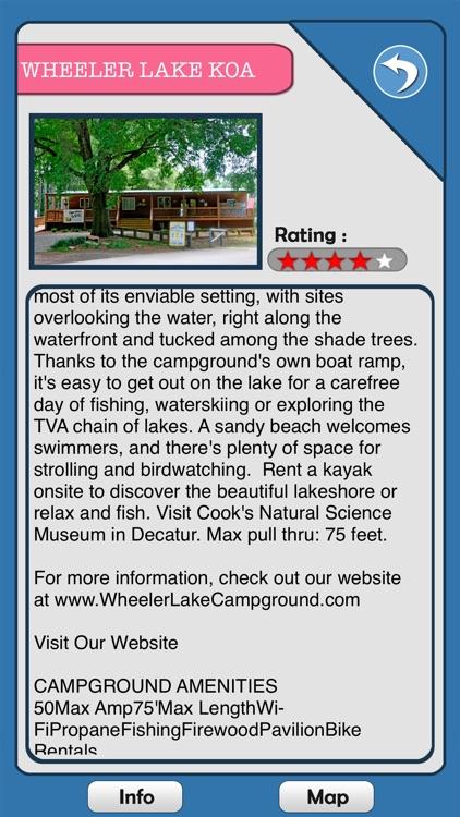 Koa Campgrounds Guide screenshot-3