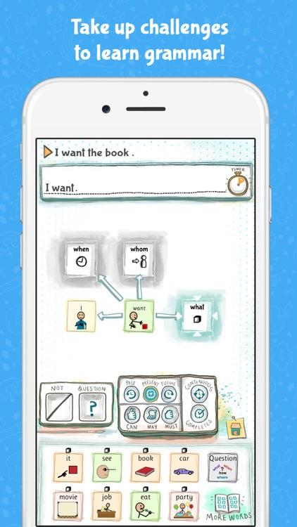 FreeSpeech - Build Language and Learn Grammar screenshot-4