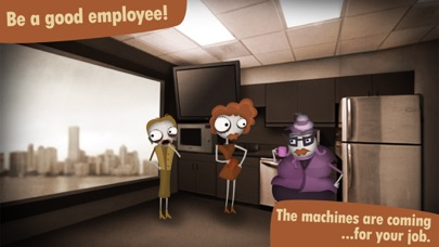 Screenshot #8 for Human Resource Machine