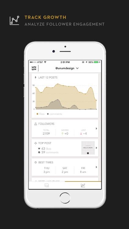 UNUM - Design Perfection for Instagram