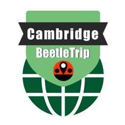 Cambridge travel guide and metro offline city map by Beetletrip Augmented Reality