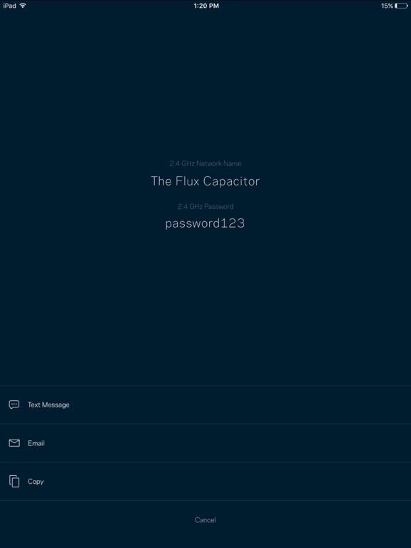 iPad Skjermbilde 2