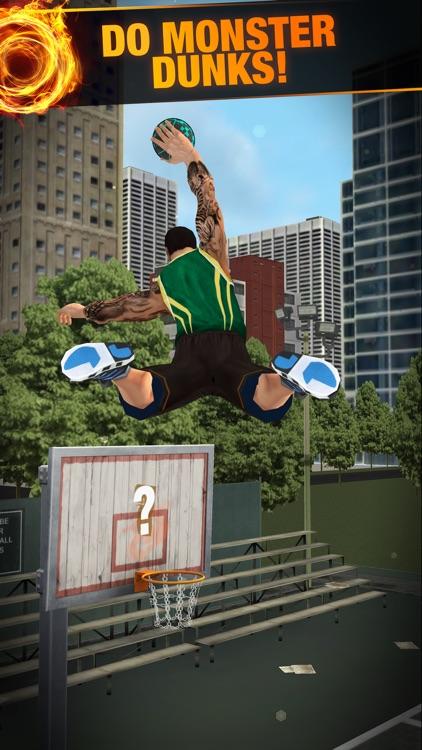 Baller Legends – Be A Slam Dunk Basketball Legend