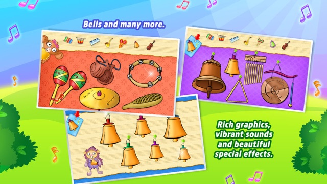 123 Kids Fun MUSIC Free Top Music Games for Kids Screenshot