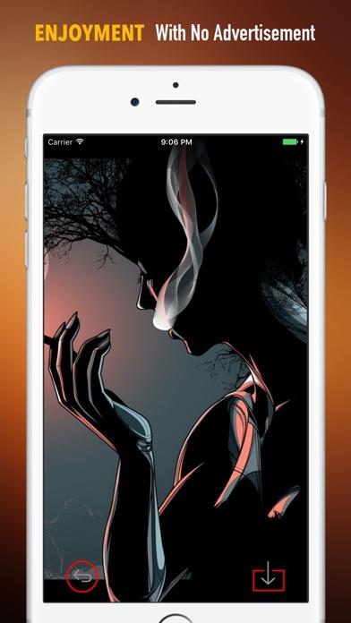 セクシーなテーマアート壁紙HD:アート写真 screenshot1