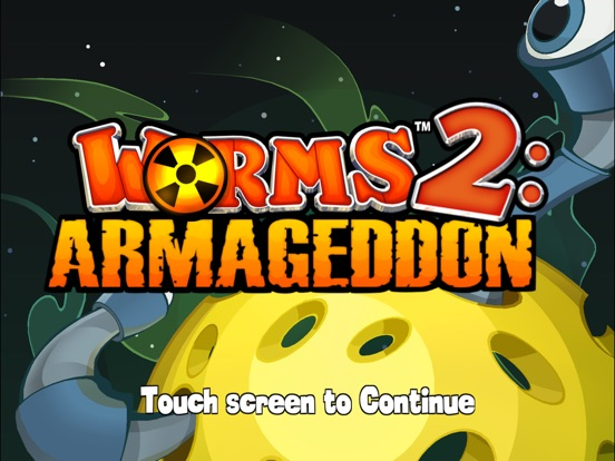 蠕虫2:世界末日