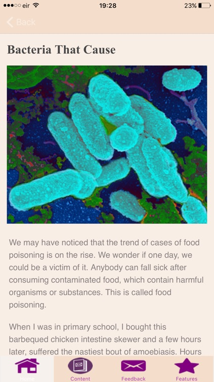 Symptoms Of Food Poisoning By Gary O Brien