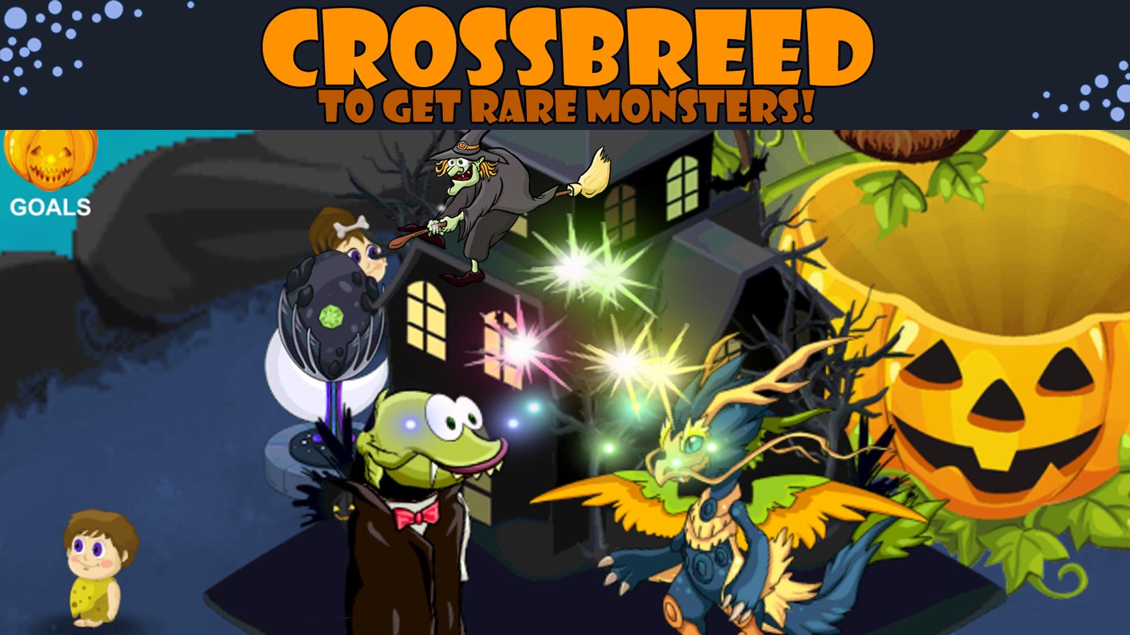 Halloween City 2 - World Builder games of Monster Screenshot