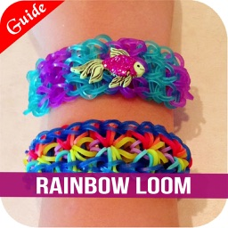 Rainbow Loom Bracelet Guide And Tutorials