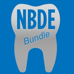 ADA NBDE Parts I and II Dental Exam Prep Bundle