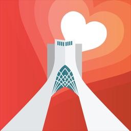 Iran Social Dating Chat App. Meet Iranian Singles