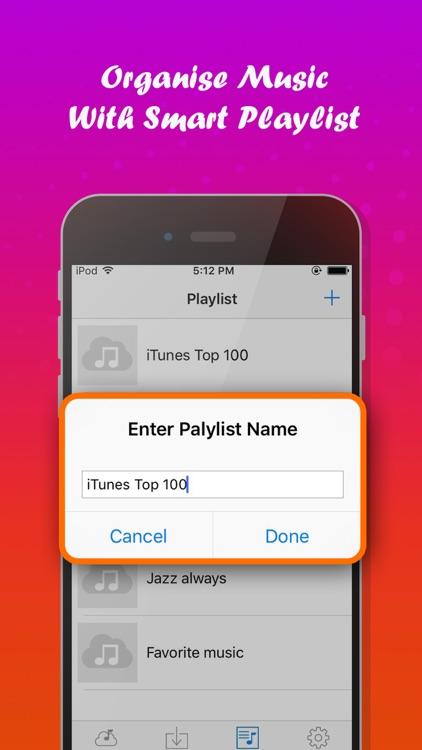 Offline Video & Music Player for Cloud Drive screenshot-4