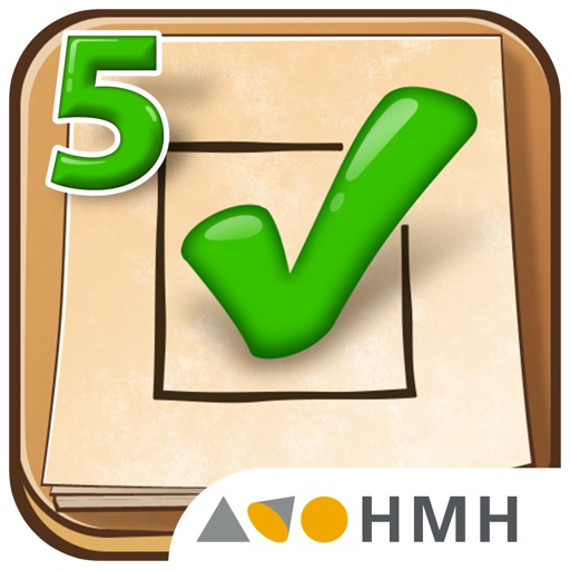 HMH Common Core Reading Grade 5