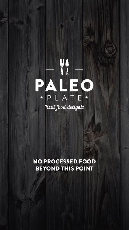 Paleo Plate - caveman diet recipes