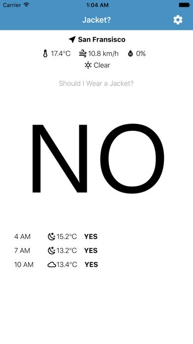 Jacket: Should I Wear a Jacket?のおすすめ画像2