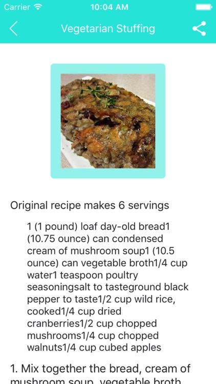 Xmas Special Recipes