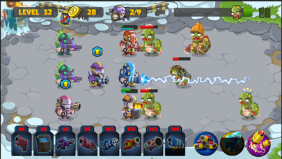 Zombie Invasion Defense screenshot three