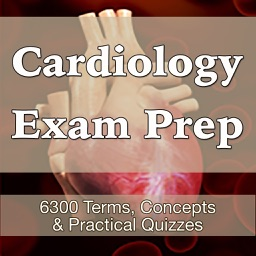 Cardiology Exam Review-6300 Flashcards Study Notes, Terms, Concepts & Quizzes
