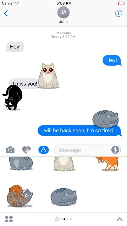 MeowStickys