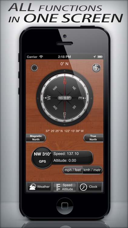 Compass 54 Pro screenshot-1