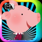 Three Little Pigs  Bedtime Fairy Tale iBigToy icon