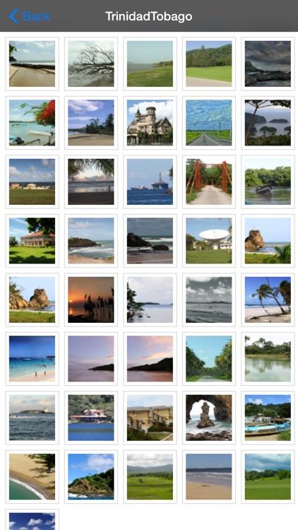 Trinidad & Tobago Offline Map Travel Guide screenshot-4