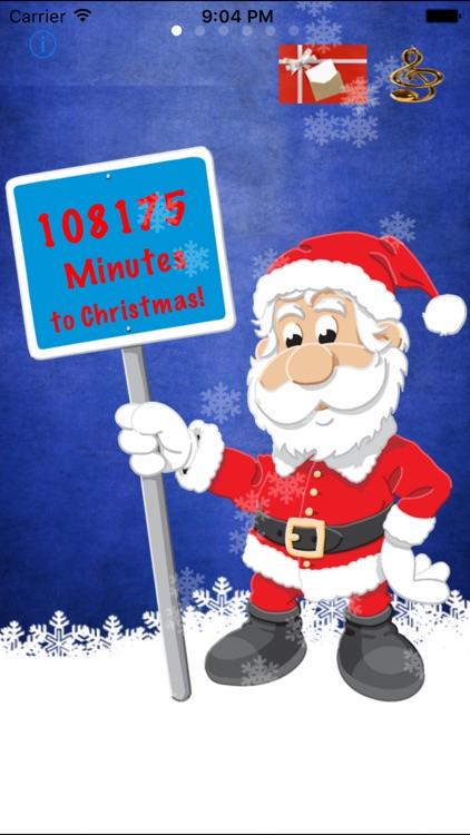Sleeps to Christmas Lite - Christmas Countdown