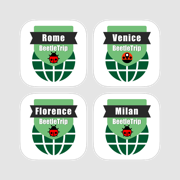 Italy Travel Guides and Offline Map with Metro routing 意大利自由行旅遊指南地鐵路線離線地圖香港機票航空旅行景點專家