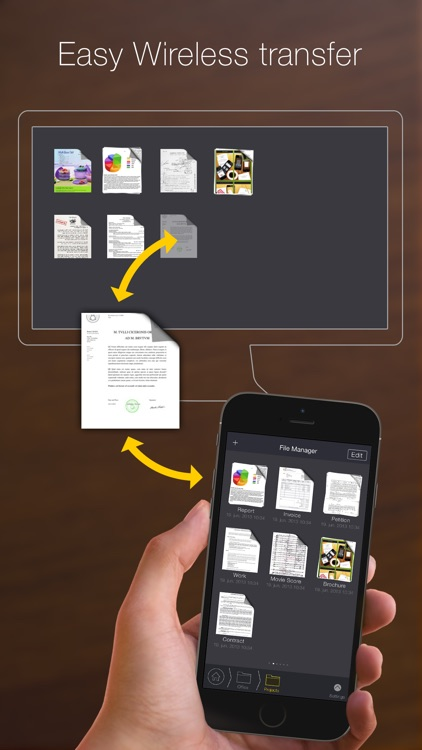 My Scans PRO, best document scanner app screenshot-4