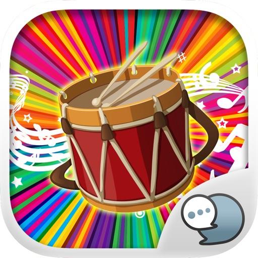 Music Emoji Stickers Keyboard Art Themes ChatStick by ChatStick Company  Limited