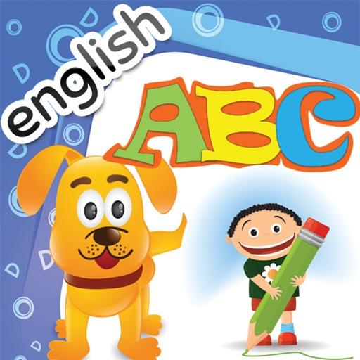 Children learning games - English Alphabet