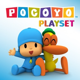 Pocoyo Playset - Friendship