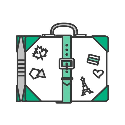 Travel Kit Stickers