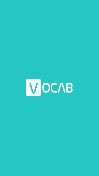 Vocab-Make Your Own Vocabulary screenshot-3