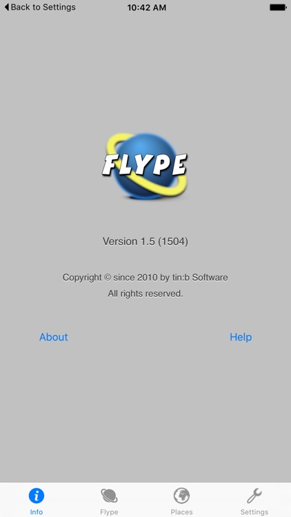 Flype screenshot-4