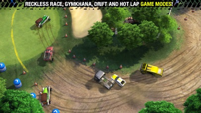Reckless Racing 3 Screenshots