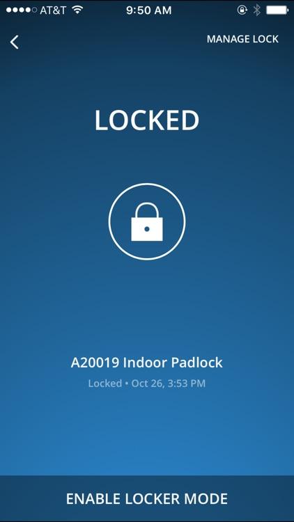 Master Lock Vault eLocks screenshot-3
