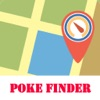 Pokefind - LIVE map location for Pokémon GO - iPhoneアプリ