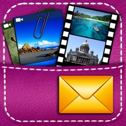 Email Multiple Photos & Videos Attachment Share