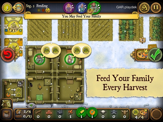 Screenshot #4 for Agricola