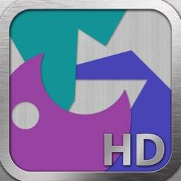 Tangramirror HD Pro - th different tangram puzzle