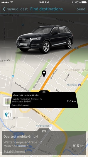 MMI Connect On The App Store - My audi com