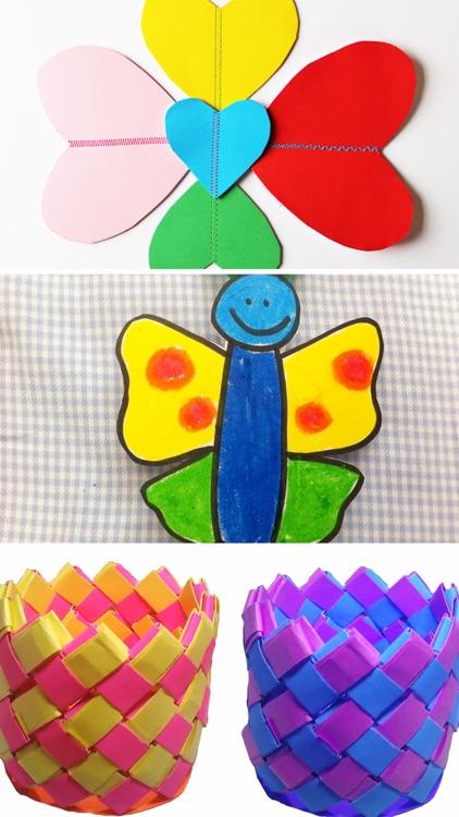 Creative Craft Ideas - Arts & Crafts Designs Ideas screenshot-3
